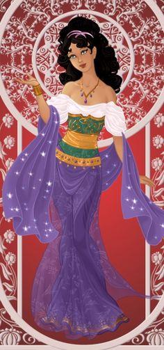 Disney  Esmeralda