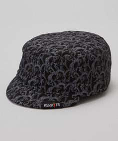 9fe668e48a3 Take a look at this Black Riding Cap by Kerrits Performance Equestrian  Apparel on  zulily