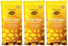Choc + Potato Chips. Yes please.
