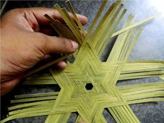 D'source Resources - Gallery Content - Bamboo Weaving Patterns - Learning basic…