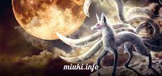 #Мифология : #Кицунэ (狐) Девятихвостый демон-лис http://miuki.info/2010/12/mifologiya-kicune-devyatixvostyj-demon-lis/