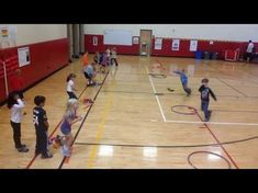 Underhand Throwing activity for in Physical Education Activities, Elementary Physical Education, Pe Activities, Health And Physical Education, Movement Activities, Pe Games Elementary, Elementary Schools, Pe Lesson Plans, Physical Fitness Program