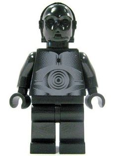 """Protocol Droid - LEGO Star Wars 2 Figure"""" by LEGO. $18.95. Exclusive to LEGO Set 10188 Death Star"""