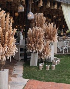 5 stems pampas grass 34'' dried flowers | Etsy Boho Wedding, Fall Wedding, Rustic Wedding, Dream Wedding, Wedding Bells, Wedding Cake, Wedding Colors, Wedding Flowers, Wedding Dresses