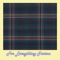 Kennedy Modern Tartan Dupion Silk Plaid Fabric Swatch  by JMB7339 - $40.00
