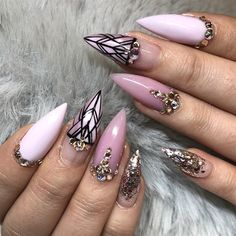341 best abstract nail art images in 2020  abstract nail