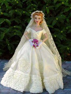 Jacqueline Kennedy Wedding Gown