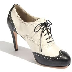 Cole Haan. Lucinda Air Oxford Pump. Want.