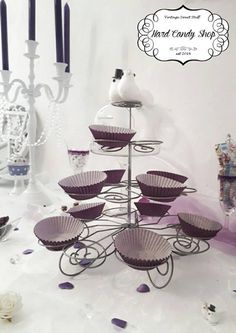 Shops, Hard Candy, Place Cards, Place Card Holders, Sweet, Table, Candy Bar Wedding, Candy, Tents