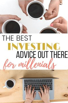 The last thing you want to start thinking about in your and is retirement planning. As a millennial, this is the best investing advice I've learned that I wish I knew earlier! Money Saving Mom, Best Money Saving Tips, Money Tips, Investment Portfolio, Budgeting Money, Financial Tips, Investing Money, Retirement Planning, How To Raise Money