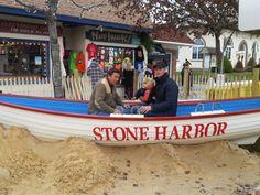 Stone Harbor Thanksgiving weekend 2013