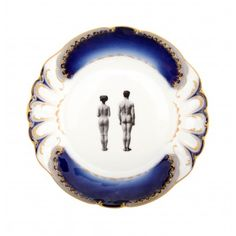 Cheeky Limoges China found at CultureLabel.com
