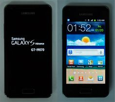 Galaxy S Advance I9070 With Official XXLE2 Gingerbread 2.3.6 Firmware .