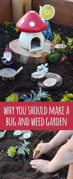 DIY Bug Garden - Giv