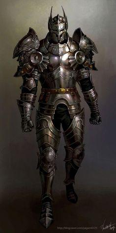Knight by GoddessMechanic.deviantart.com on @deviantART