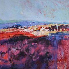 Ian ELLIOT Morning Mist, Ayrshire