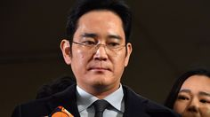 Samsung's Heir Jae-yong Has been arrested in South Korea For bribery. - www.Jrnotjnr.com