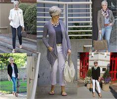Moda Para Mujeres Maduras.