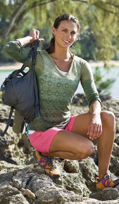 Paradise Hoodie Outfit | Athleta Summer 2012 Collection