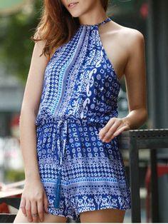 GET $50 NOW | Join RoseGal: Get YOUR $50 NOW!http://m.rosegal.com/jumpsuits-rompers/sexy-round-collar-sleeveless-printed-162473.html?seid=g1rh2c085slphurn8kk9qgadk1rg162473