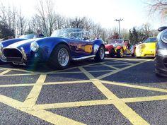 Ac Cobra, Caterham 7 and a GTM