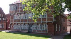 Die alte Lateinschule in Otterndorf