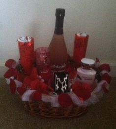 So Much Luv for Mother Day's Gift Basket