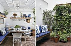4 maneiras de aproveitar a varanda
