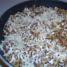 #recipe #food #cooking Souper Skillet Pasta food-and-drink