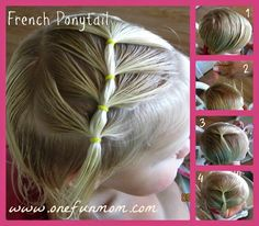 haar kinderen meisjes haar kinderen meisjes How To Hair Styles for Toddler Girls {Part -thumbs up have done several varia All Hairstyles, Baby Girl Hairstyles, Pretty Hairstyles, Toddler Hairstyles, Teenage Hairstyles, Girl Haircuts, Ponytail Hairstyles, Short Haircuts, Wedding Hairstyles