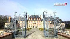 Jean-Emmanuel Charrault cousin du Marquis Henri-François de Breteuil propriétaire du Château de Breteuil au cœur de la Vallée de Chevreuse  nous entraîne dans les pas du Chat botté de Charles Perrault...