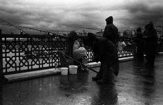 35mm ilfordpan100 blackandwhite potography canon a1 siyah beyaz fotoğraf galata köprüsü istanbul 2016