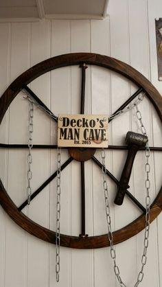 Man cave design