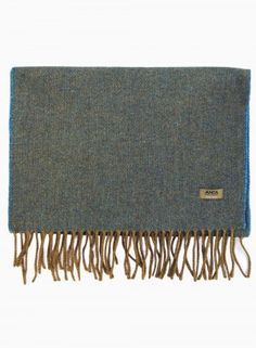 Skylark Wool/Cotton Scarf