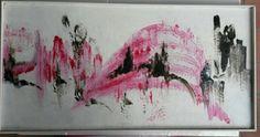 Acrylique abstrait