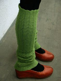 green legwarmers $27.00-but actually, I like the shoes