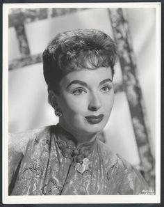 Ann Blyth 1950s Original Portrait Photo The Helen Morgan Story