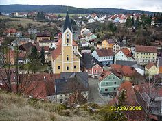 Hohenfels Germany, spent about 9 yrs here altogether..........still get homesick........:)