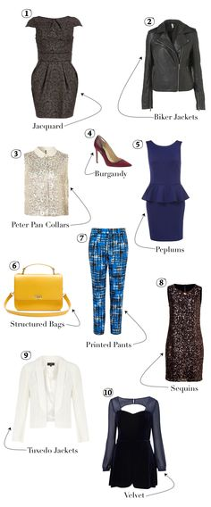 10 Trends to Try This Fall