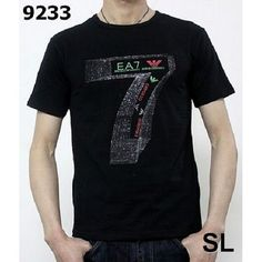 Emporio Armani, Armani Men, Fashion Brand, Mens Fashion, Custom T Shirt Printing, Branded T Shirts, Street Wear, Mens Tops, Clothes