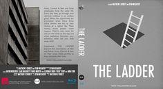 The Ladder Blu-ray Sleeve by Matt Corbett, via Behance Short Film, Ladder, Storytelling, Behance, Sleeve, Manga, Stairway, Finger, Ladders