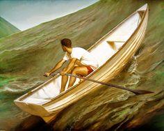 Bo Bartlett, 1955 ~ Realist Figurative painter   Tutt'Art@   Pittura * Scultura * Poesia * Musica  