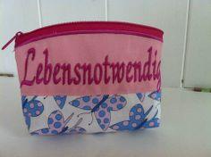 Kosmetiktasche/Schminktasche Coin Purse, Baby, Wallet, Purses, Bags, Gifts, Nice Asses, Handbags, Coin Purses