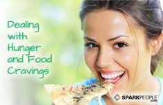 Get tips and tricks to deal with those nagging cravings! | via @SparkPeople #FitFood #nutrition