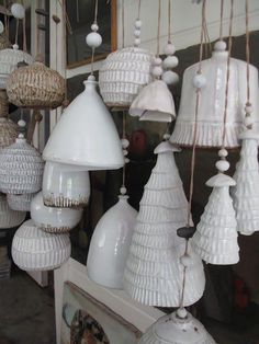 Handmade Pottery Lamps - Ideas on Foter