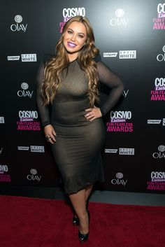 Pin for Later: All Your Favorite Celebrities Got Glam to Attend This New York City Party Chiquis Rivera
