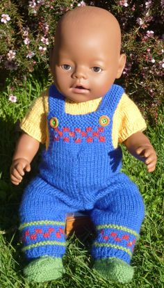 Bailey outfit and hoodie  PDF Knitting Pattern by MissMeggyDesigns