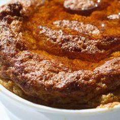 Easy Maple-Pumpkin Breakfast Soufflés