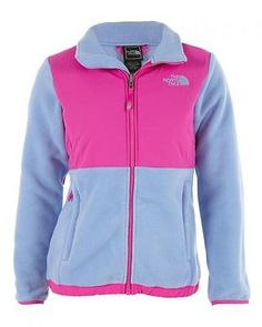 North Face Denali Big Kids AQGG-J2A Lavendula Purple Fleece Jacket Youth Size M