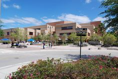 Student Union on the UCF Campus